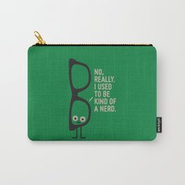 Nerd Is the New Black Carry-All Pouch