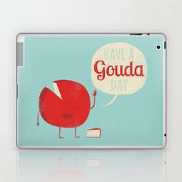 Have a Gouda Day Laptop & iPad Skin