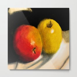 Just Pomme Metal Print
