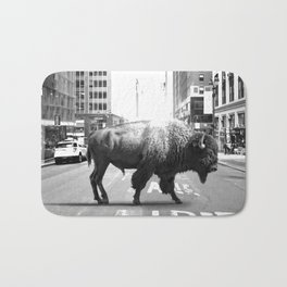 STREET WALKER Bath Mat