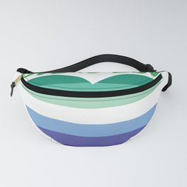 Love is Love Gay Flag Fanny Pack
