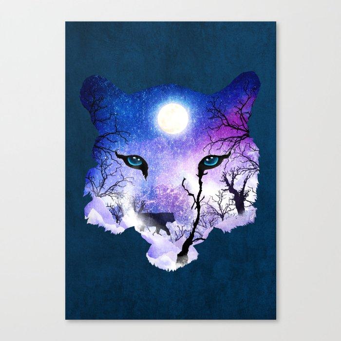 Spellbinding Canvas Print