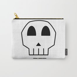 JK Skull Carry-All Pouch