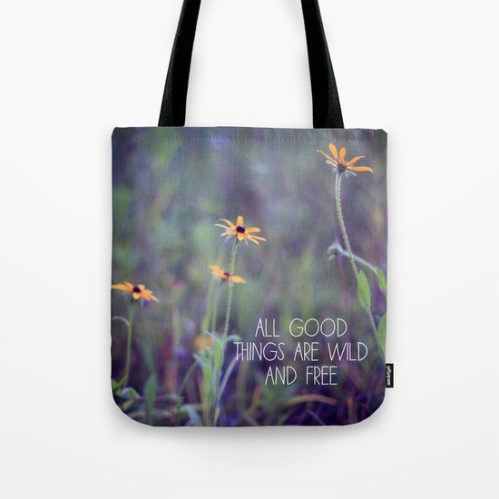 All Good Things (Daisy) Tote Bag