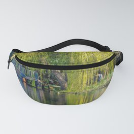 Canal Boat Fanny Pack