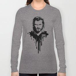Fandom In Ink » Thor Long Sleeve T-shirt