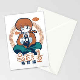 Ranma Stationery Cards