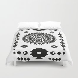 ohh screen Duvet Cover
