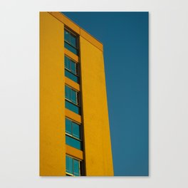 Towering Gold Canvas Print