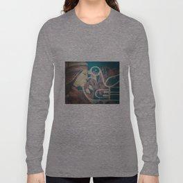 wild mountain Long Sleeve T-shirt