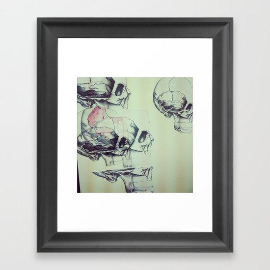 Degenerate.  Framed Art Print