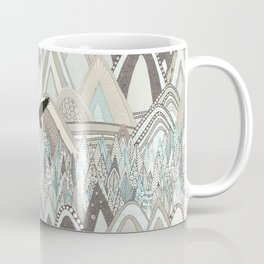 mountains high Coffee Mug