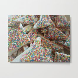 Fairy tale bread Metal Print