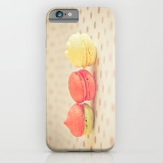 Sweet Baby Macaroons iPhone 6 Slim Case