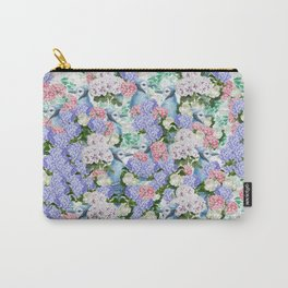 Tender Blossom Carry-All Pouch