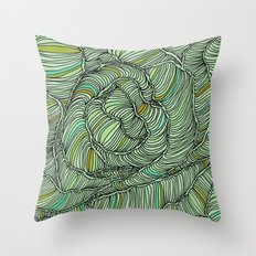 cocoons Throw Pillow