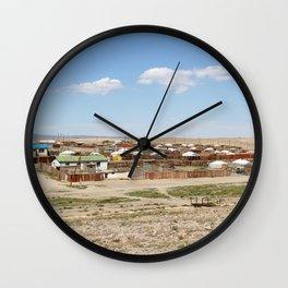 GOBI ALTAI Wall Clock