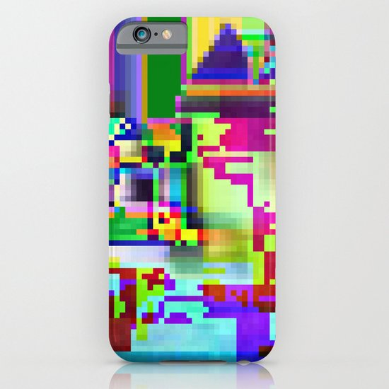 port13x10a iPhone & iPod Case