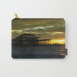 Brighton West Pier Carry-All Pouch