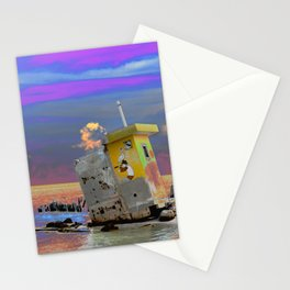 Finding the Treasure Stationery Cards