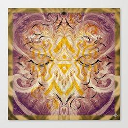Transcendent Square Canvas Print