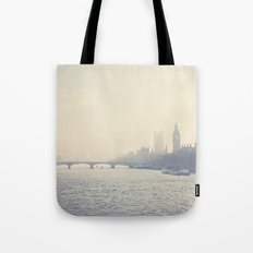 the city of London ... Tote Bag