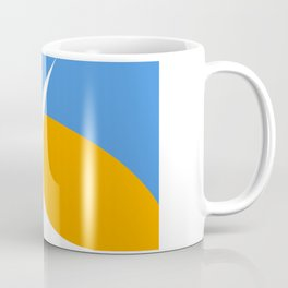 Redding City Flag Coffee Mug