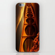 Ashopton Sunrise iPhone & iPod Skin