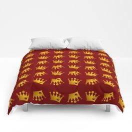 Crown Pattern Comforters