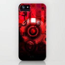 Rubidus iPhone Case