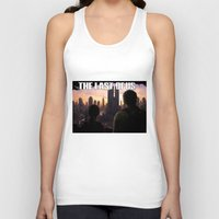 last of us Tank Tops featuring The Last of Us by Icemanire
