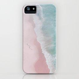 ocean walk iPhone Case