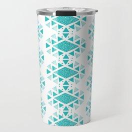 Monlay Turquoise Travel Mug