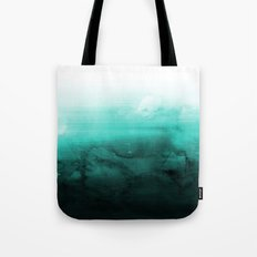 Green Lagoon Tote Bag