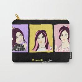 Knock Knock! Sana Version Carry-All Pouch