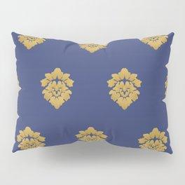 Free Marches (Blue) Pillow Sham