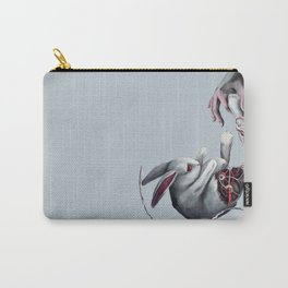 Rabbit  foot Carry-All Pouch