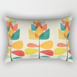 Spring Time Memory Rectangular Pillow