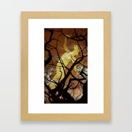 Actaeon Framed Art Print