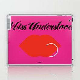 MissUnderstood Laptop & iPad Skin