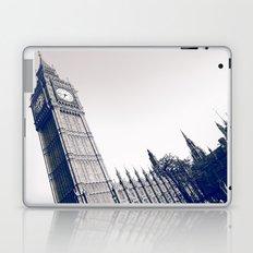 Big Blue Ben Laptop & iPad Skin