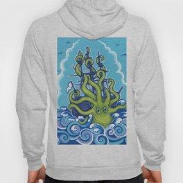 The Kraken Abides Hoody
