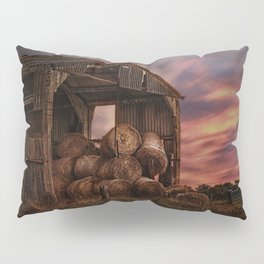 The Bale Barn Pillow Sham
