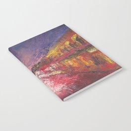 Bourbon Street Notebook