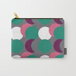 Overlapping Dots Carry-All Pouch