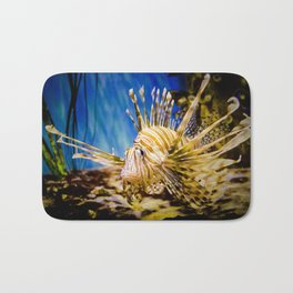 Lion Fish Bath Mat