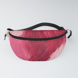 Abstract Brush Strokes 11 Fanny Pack