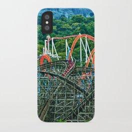 Hershey Park iPhone Case