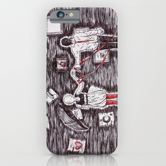 Tied to Disorder iPhone & iPod Case