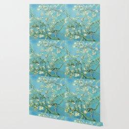 Vincent Van Gogh Almond Blossoms Wallpaper